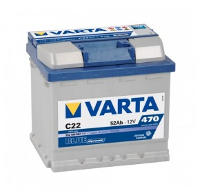 VARTA BLUE dynamic  52