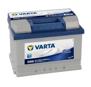 VARTA BLUE dynamic  60
